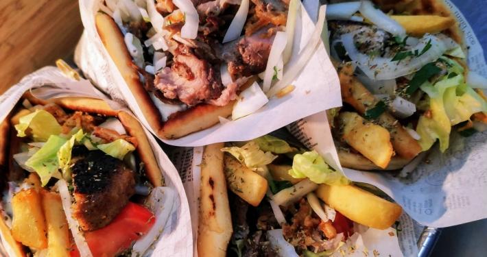 De Griekse Frituur - O Geros Foto's