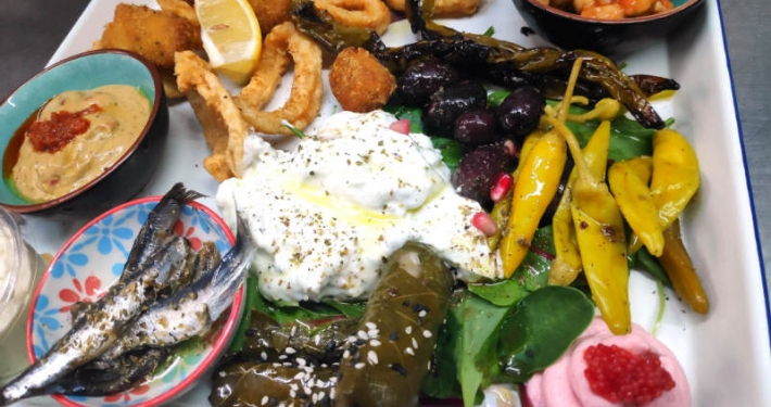 Grieks restaurant Genk